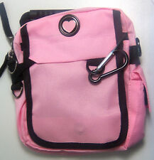 CMC URBAN PACK™ Pink Bag w/ Heart Backpack 7 Compartments 6 zippered Travel Golf