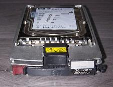 289241-001 HP/Compaq 36GB 15k U/min Ultra320 SCSI HotPlug 286776-B22 404714-001