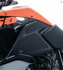 R&G BLACK 'EAZI-GRIP' FUEL TANK GRIPS for KTM 1290 SUPER ADVENTURE, 2015 to 2016