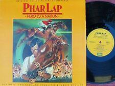 Bruce Rowland ORIG OZ OST LP Phar Lap Hero to a nation