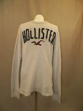 Hollister Men's Shirt Distressed Graphic Hollister Cream Size Small
