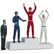 Carrera Winner's Rostrum with Figures for 124 / 132 slot car track 21121