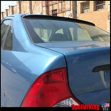 Rear Roof Spoiler Window Wing (Fits: Ford Focus 2000-04 4dr) SpoilerKing
