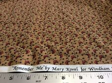 REMEMBER ME # 19284-44 BY MARY KOVAL FOR WINDHAM FABRICS  BY THE YARD