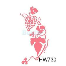 Wall Painting Stencil Strawberry Vine Template Plastic Mural Home Decoration