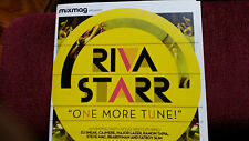 RIVA STARR-ONE MORE TUNE-MIXMAG CD-DJ SNEAK/MAJOR LAZER/STEVE MAC/FATBOY SLIM
