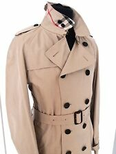 £1395 BNWT BURBERRY LONDON MENS WILTSHIRE TRENCH COAT 56 = UK 46