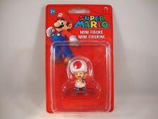 "Super Mario ""Toad"" Mini Figur Nintendo Figure Pilz new Brothers Nintendo"