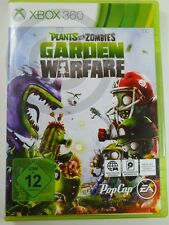 !!! XBOX 360 SPIEL Garden Warfare, gebraucht aber GUT !!!