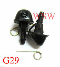 Hilux Pickup Windshield washer nozzle jet 89-95 Toyota 4Runner Tacoma RN85 PAIR