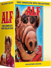 ALF: Complete 1980s TV Series Seasons 1 2 3 4 Collector's Edition Boxed DVD Set