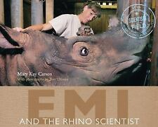 Emi and the Rhino Scientist (Scientists in the Field Series)-ExLibrary