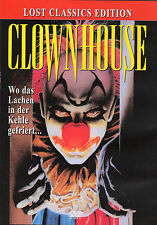 Clownhouse , 100% Uncut , out of print , DVD Region2 , new and sealed !