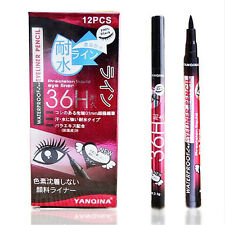 1PC Black Waterproof Liquid Eyeliner Pencil Eye Liner - Beauty Make Up Comestics