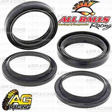 All Balls Fork Oil & Dust Seals Kit For Suzuki RM 125 1986 86 Motocross Enduro