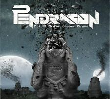 Out of Order Comes Chaos [Digipak] by Pendragon (CD, Mar-2013, 2 Discs, Metal...