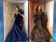 "Lot of 2 *Embassy Waltz Barbie"" & ""Club Couture Barbie""  Members Choice NRFB"