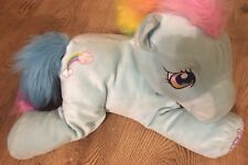 My Little Pony Rainbow Dash Large Plush 2005 Hasbro Vintage