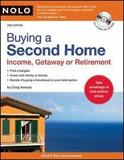 Buying a Second Home: Income, Getaway or Retirement-ExLibrary