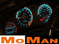 HONDA CRX DEL SOL glow gauges plasma tacho plasma dials face gauge tachoscheiben