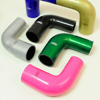 90 Degree Reducers Silicone Elbow Bend Hose - Silicone Rubber Coolant Rad Pipe *