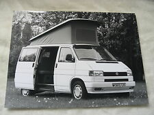 V0014) VW T4 California Coach mit Aufstelldach - Presse Foto press photo 06.1995