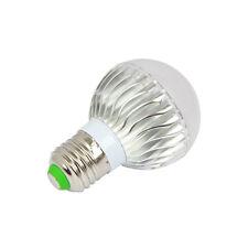 E27 15W RGB LED Light Colors Changing Lamp Bulb 110V- 220V Remote Control Set