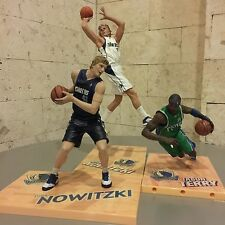 MCFARLANE NBA Dallas Mavericks LOT Nowitzki Terry