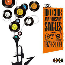 """THE 100 CLUB ANNIVERSARY SINGLES 6T'S 1979-2009""  NORTHERN SOUL  24 TRACKS"