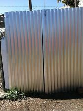 Roofing sheets fencing corrugated zinc1.8m x 900 (9ft x 3ft) $7.50 L/M Inc GST