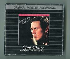 ORIGINAL MASTER RECORDING - Chet Atkins - 2 CDs Box-Set MFSL © 1989 USA-34-track