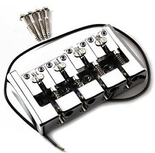CHROME BASS BRIDGE PIEZO B41 - d6cr