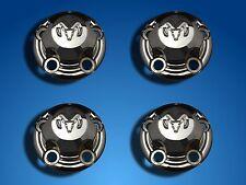 Dodge Ram 1500 Van 150 Ramcharger chrome center cap hubcap SET OF 4 2039 2022