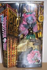 2014 Playline MONSTER HIGH BOO YORK BOO YORK MOUSCEDES KING  - NEW