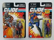 2017 G.I. JOE COLLECTORS CLUB FSS 5.0 CHARBROIL & COBRA VIPER (BRAND NEW) MINT!