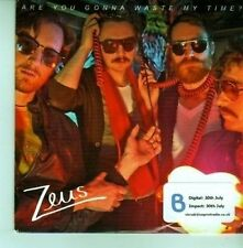 (DA15) Zeus, Are You Gonna Waste My Time? - 2012 DJ CD