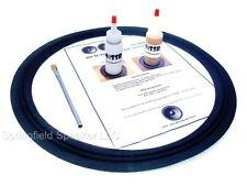 "1 pc 15"" JBL D140F-2 M-Roll Speaker Cloth Repair Kit - D140F-6, D140R - 1C2225"