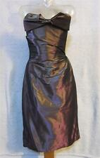 NWT Vivienne Westwood Red Label $1470 Taffeta Corset Dress - 42/6