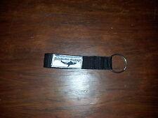 Heavy Duty Cintura Portachiavi Fob (Acciaio Inox Split Ring)