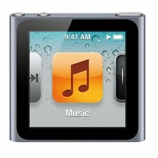 Genuine Apple iPod Nano 16GB 6th Gen Graphite B *VGC* + Warranty!!
