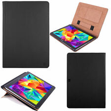 "HOT Black PU Tablet Stand Cover Folio Case for Samsung Galaxy Tab S2 10"" 10.1"""