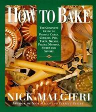 How To Bake Cake Pie Tart Cookbook Recipes Bread Pizza Muffin Sweet Savory