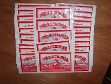 24 Fortune Telling Fish.Great For Party Favours or Fete Gifts.