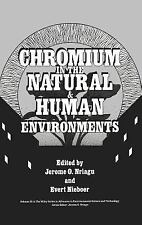 Advances in Environmental Science and Technology: Chromium in the Natural and...