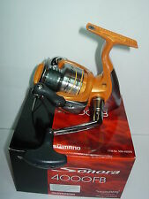 SHIMANO SONORA SON4000FB Front Drag Saltwater Spinning Fishing Reel 8/10/12lb