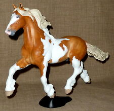 Gorgeous OOAK CM CUSTOM HAND PAINTED BREYER DAPPLE PALOMINO TOBIANO~GOFFERT MOLD