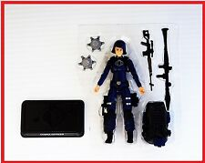 New 2016 Toys R Us GI Joe Cobra Legion Loose Female Officer