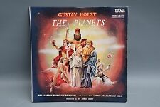 Pye Nixa NLP 903 Red Label Holst Planets Sir Adrian Boult, Philharmonic Proms