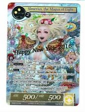 Force of Will Almerius, the Magus of Light PR2015-028 HAPPY NEW YEAR 2016 PROMO
