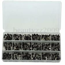 18 Value 900 Pcs Signal Bipolar Triode Transistor TO-92 Box Kit A1015 - 2N5551